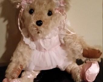 Ballerina bear Jessica