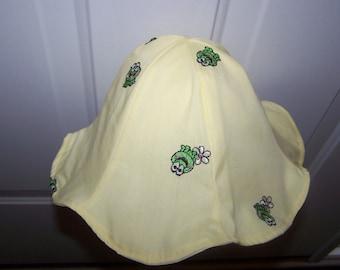 Girl's Sun Hat - Tulip Hat