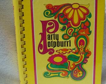 Party Potpourri by the Junior League of memphis,tenn.