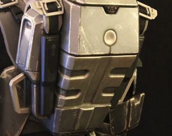 Halo ODST 'Rucksack' Backpack Kit - Costume Accessory Kit