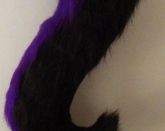 Custom Wolf Tail