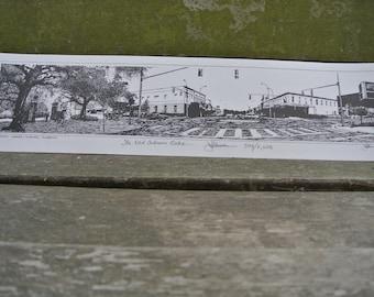 The Old Auburn Oaks - Toomer's Corner - Auburn, Alabama