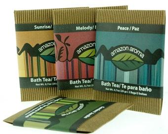 Bath Teas
