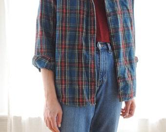 LL Bean Flannel - medium