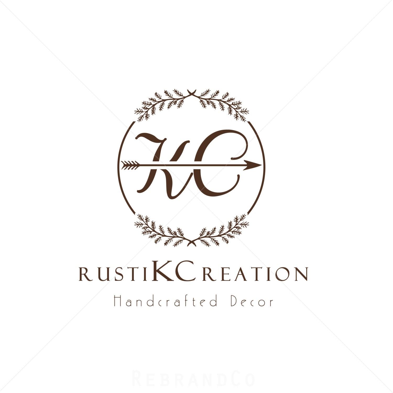 Professional Custom Logo Rustic Logo Rustic logo design