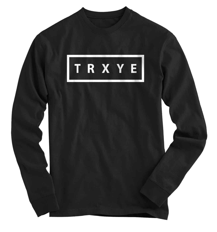 TRXYE Jumper Troye Sivan Blue Neighbourhood Tour Fan Concert