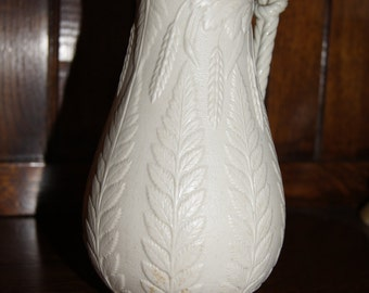 Nineteenth Century Parian Ware Jug