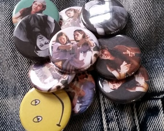 Your choice Dazed and Confused handmade 1-1/4 inch pinback button pin pins buttons pingame badge badges