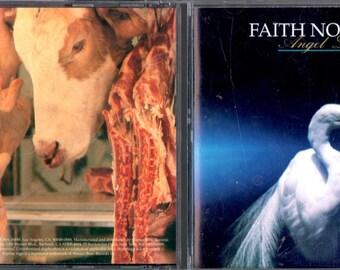 Faith No More ANGEL DUST 1992 CD Non Club.