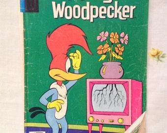 Woody Woodpecker Comic Book