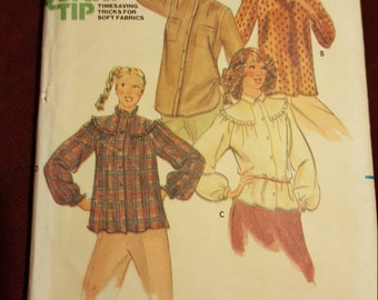 1970 Butterick #6332 size 14