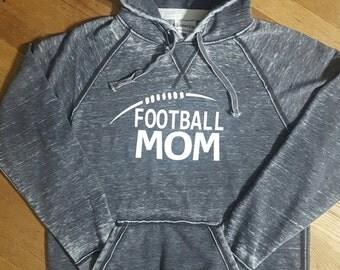 Football Mom Zen Fleece Hoodie