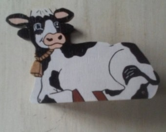 Cow Napkin Holder