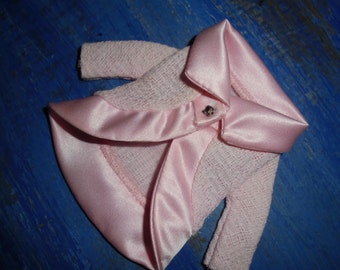 Barbie-Francie/Skipper Hand made//Rose satin Sears exclusive/The 60s