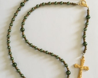 5 Decade Rosary, Baptism, Communion, Confirmation
