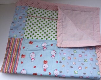 Baby blanket Playmat Quilt blanket pram child quilt stained
