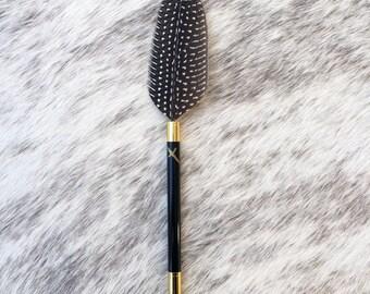Phoenix Feather Pen Speckled