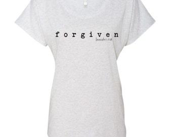 Forgiven Christian T-Shirt