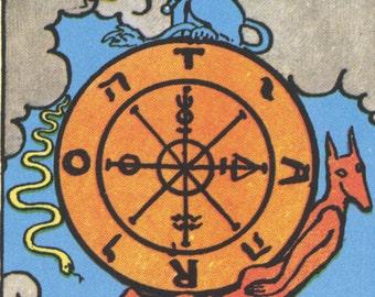 X: Wheel of Fortune