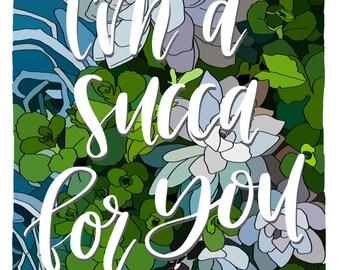 Succa For You Digital Download
