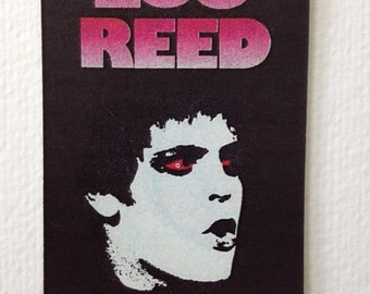 Lou Reed Magnet