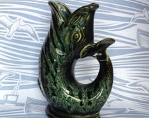 Popular items for gurgle fish on etsy - Gurgling water pitcher ...