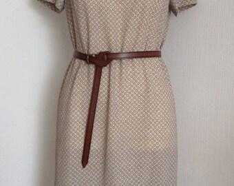 Tunic dress. S