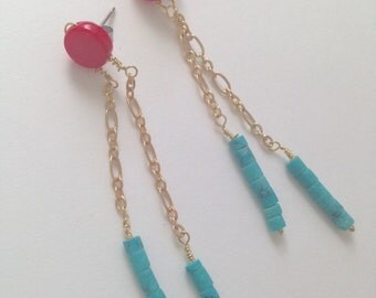 Unique taos jewelry related items etsy for Turquoise jewelry taos new mexico