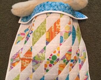 Mini Spring quilt