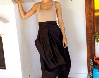 Long Skirt / Extravagant Long Skirt / Elegant Luxurious Skirt /