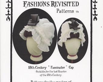 "18th Century ""Fascinator"" Cap Pattern"