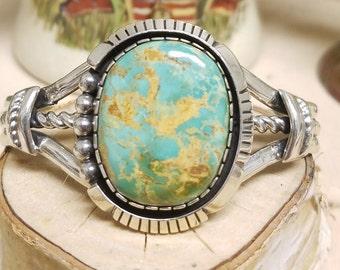 Turquoise Mountain Bracelet