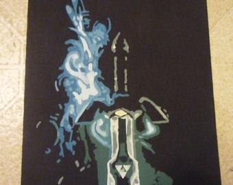 Acrylic glass dildo wand