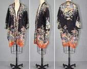 art nouveau / vintage kimono / flapper / BOHEMIA 1930s kimono