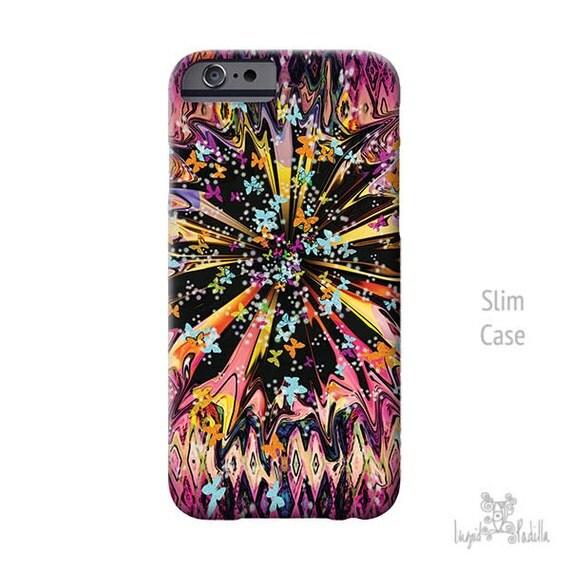 Butterfly, iPhone 7 Case, Purple, iPhone 7 plus case, iPhone 6 Case, iPhone 6 plus case, iPhone 5S case, iPhone 6s plus case, Galaxy S7 Case