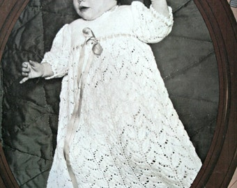 Baby Knitting Patterns Crochet Patterns Beehive for Bairns Beehive Patons 505 Vintage Paper Original NOT a PDF
