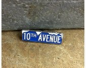 10th Avenue Freeze Out- Bruce Springsteen & the E Street Band  Enamel Pin by Print Mafia®