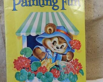 Painting Fun Coloring Book
