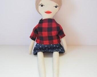 Rag Doll - Lisa