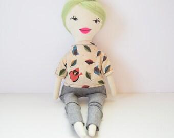 Rag Doll - Poppy