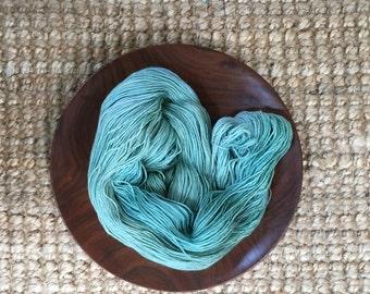 the usual IHWSH (i'll have what she's having) superwash merino sock yarn