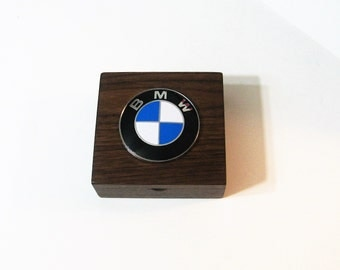 BMW Automobile Treasure Box With Emblem