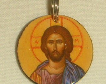Jesus Christ Our Lord Penny Charm inv1612