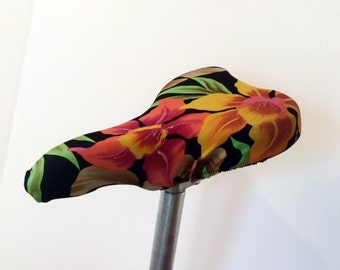 Bicycle Saddle Cover - STANDARD size - Jungle 2