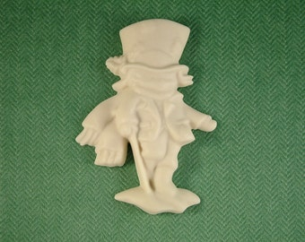 Tiny Tim Porcelain Ornament