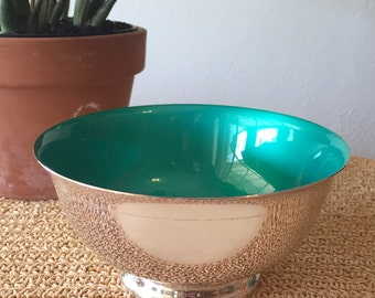 Reed and Barton Aqua Bowl
