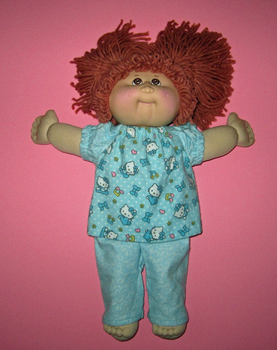 cabbage patch doll clothes 16 inch doll hello