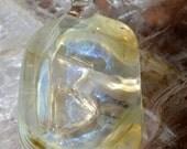 Pendant Rune of Growth Berkana - Handmade Glass