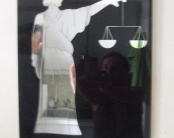 lady justice wall art - photo #29