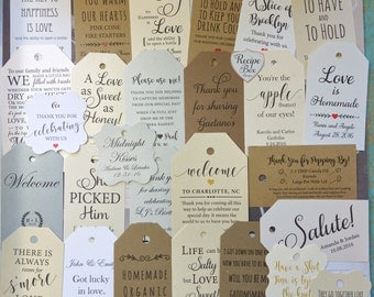 From my shower to yours tags, Custom Favor Tags Wedding Favor Tag, Gift Tag, Bridal Shower Tag, Party Favor Tag, Graduation Party Amt 20-400